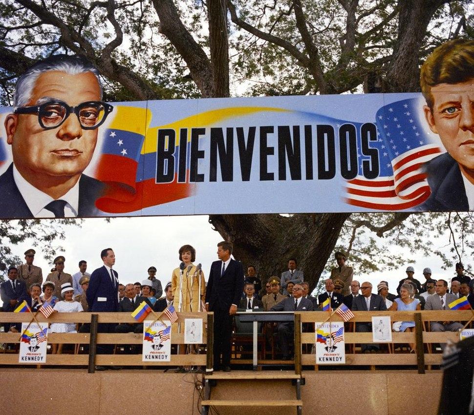 Alliance for Progress in Venezuela 1961