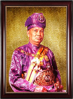 Hisamuddin of Selangor 2Nd Yang Di-Pertuan Agong