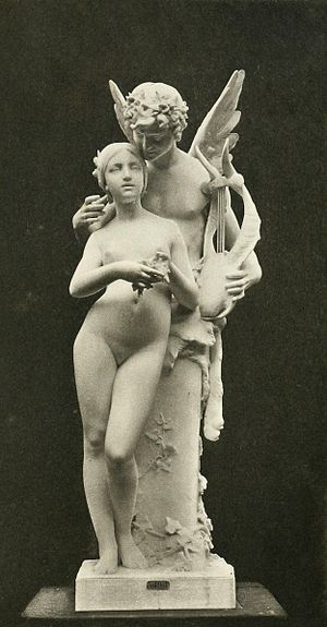 Alphonse-Amédée Cordonnier - Printemps