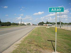 Altair, Texas