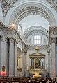 Altare del SS Sacramento e interno duomo nuovo Brescia.jpg