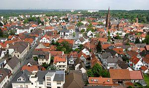 Langen, Hesse