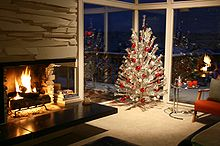 Aluminum Christmas tree - Wikipedia