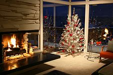 Aluminum christmas tree4