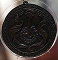 Amadio da milano, medaglia di borso d'este, marchese e duca di ferrara, 1441, 02.jpg