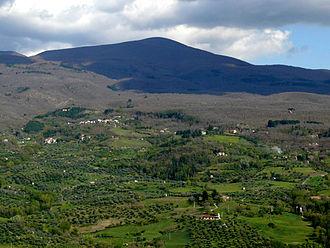 Monte Amiata - View