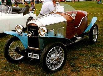 Amilcar C4 - Amilcar C4 2-Seater Sports 1923