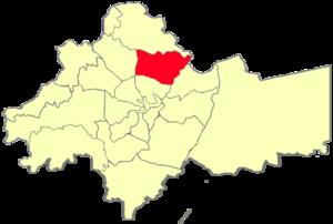 Tariq district - Tariq location in Amman Governorate