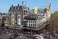 Amsterdam, Stadsschouwburg, uitzicht op het Leidseplein02.JPG