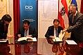 Amtssitzabkommen mit King Abdullah Dialogzentrum (8283789125).jpg
