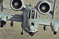 An A-10 Thunderbolt II flies a close-air-support mission over Afghanistan(2).jpg