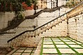 An unused staircase and grass paver blocks (1).jpg