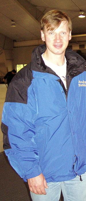 Andrei Bushkov - Bushkov in 2006