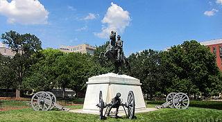 Lafayette Square Historic District, Washington, D.C. United States historic place