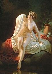 Википедия секс в живописи