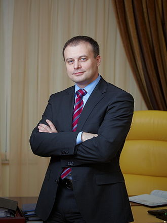 President of the Moldovan Parliament - Image: Andrian Candu