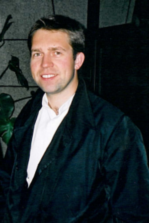 Leif Ove Andsnes - Leif Ove Andsnes in 2001