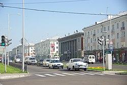 Angarsk car Volga GAZ-21 (25720495842).jpg