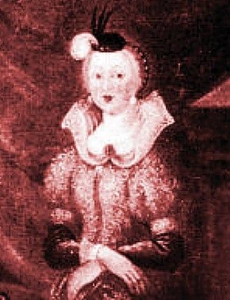 Anna Jagiellon, Duchess of Pomerania - Image: Anna Jagiellonka Duchess of Pomerania