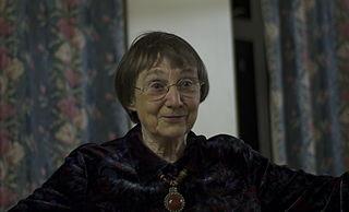 Anne Stevenson British-American poet (1933-2020)