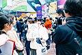 Announcement of New Era 'Reiwa' at Shibuya Station (49316976517).jpg