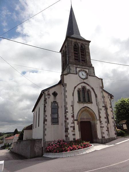 Anthelupt (M-et-M) église