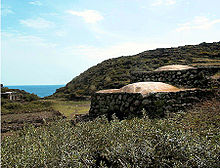 Case Di Pietra Pantelleria : Casa vacanze case del principe pantelleria