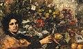 Antonio Mancini - The Flower Seller.jpg