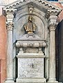 Antonio Zorzi - Tomb in Santo Stefano in Venice.jpg