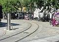 Antwerpen - Antwerpse tram, 23 juli 2019 (073, Sint-Paulusplaats).JPG