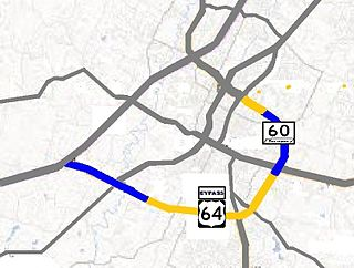 APD-40 Bypass route in Tennessee