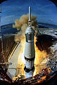 Apollo 11 liftoff from launch tower camera.jpg