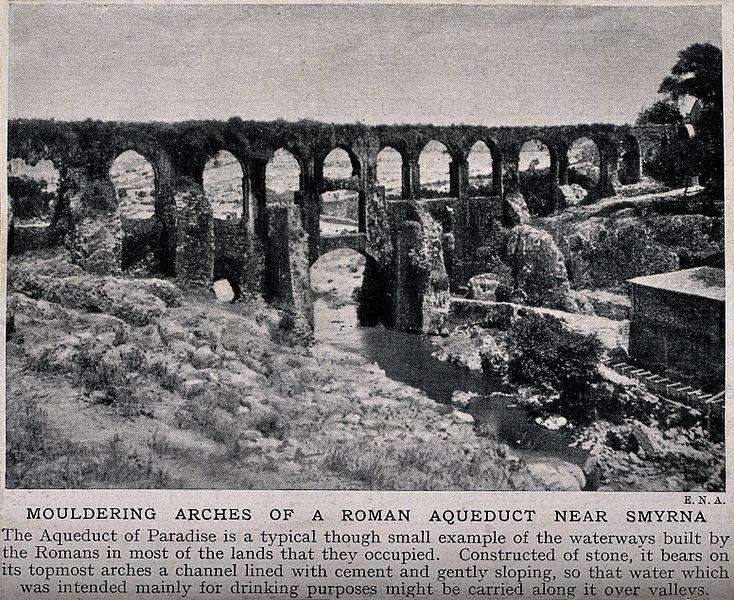 roman aqueduct - image 3