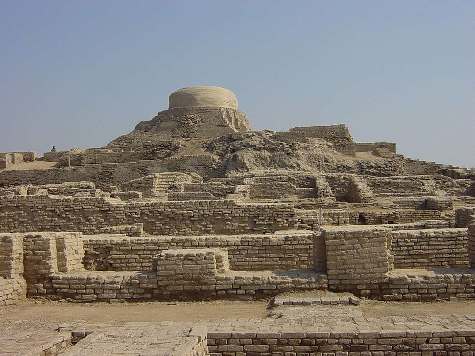 Archaeological Ruins at Moenjodaro-108221
