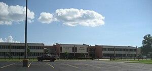 Archbishop Shaw High School - Image: Archbishop Shaw High School Marrero 2009