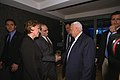 Ariel Sharon, Eitan Raf and Galia Maor D723-043.jpg