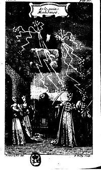 Arlequin Mahomet cover