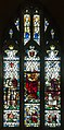 Armagh St. Patrick's Cathedral of the Church of Ireland South Aisle W13 Lord Armaghdale Memorial Window 2013 09 24.jpg