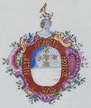 Armas de Joaquim Inácio da Cruz Sobral - Porcelana do Reinado Qianlong (1736-1795).png