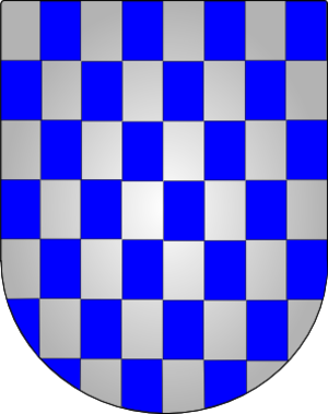 Marquis of Abrantes - Coat of Arms of the Sá family, Marquesses and Dukes of Abrantes.