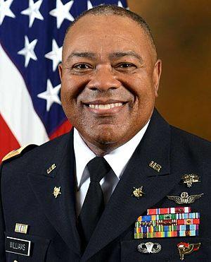Army Staff Senior Warrant Officer - Image: Army Staff Senior Warrant Officer CW5 David Williams
