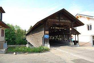 Murgenthal - Image: Aroponto de Murgenthal al Fulenbach 200