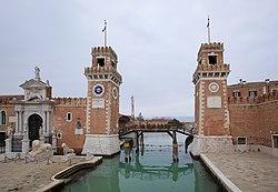 Arsenal - Venice, Italy - panoramio.jpg