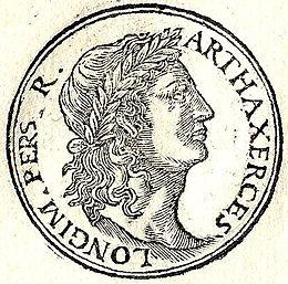 Artaserse I Di Persia Wikipedia