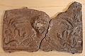 Arte romana, lastra campana frammentaria, 20-1 ac ca..JPG