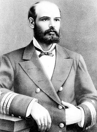 Battle of Iquique - Commander Arturo Prat Chacón