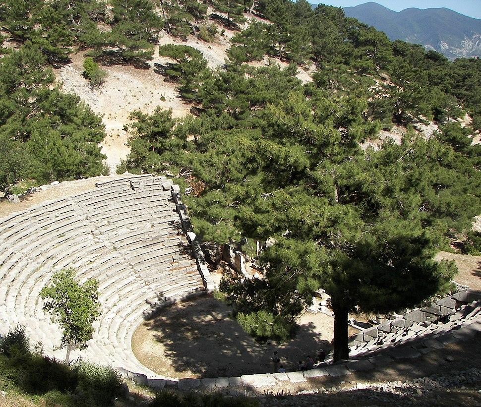 Arykanda Theater