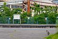 Asano Station and a cat - june 14 2015.jpg