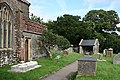 Ashprington Churchyard and Lych Gate - geograph.org.uk - 939779.jpg