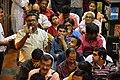 Audience - Panel Discussion - Bitarka Na Hale Sahitya Janaprya Haina - Apeejay Bangla Sahitya Utsav - Kolkata 2015-10-10 5469.JPG